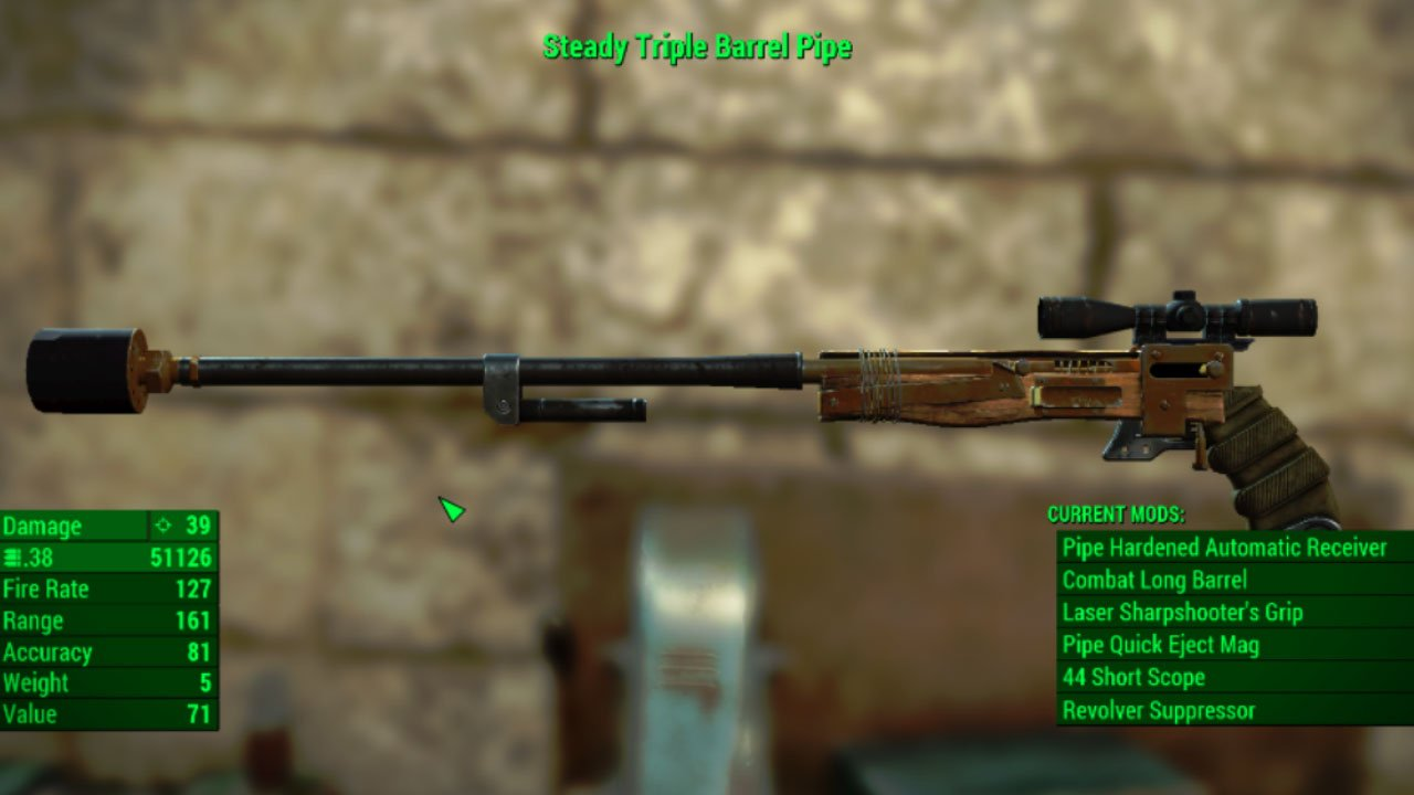 fallout 4 best weapons mod for ps4 wacky weapons