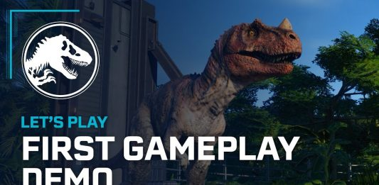 Jurassic World Evolution vs operation genesis