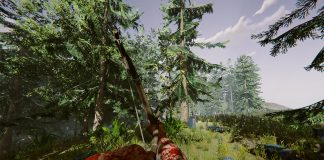 how to make arrows in the forest