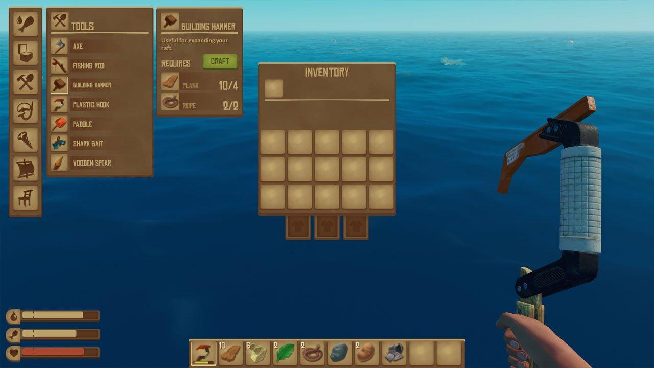 raft building guide