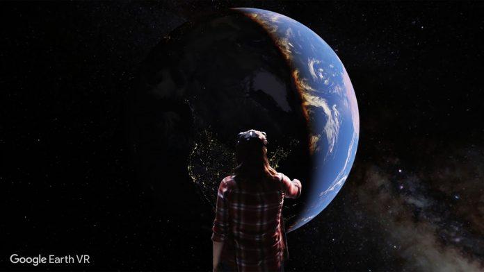 google earth vr oculus go