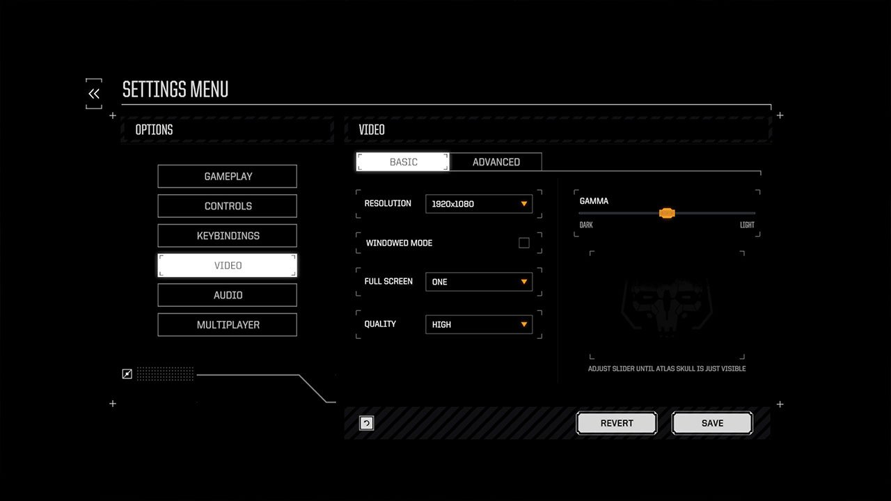 battletech basic settings