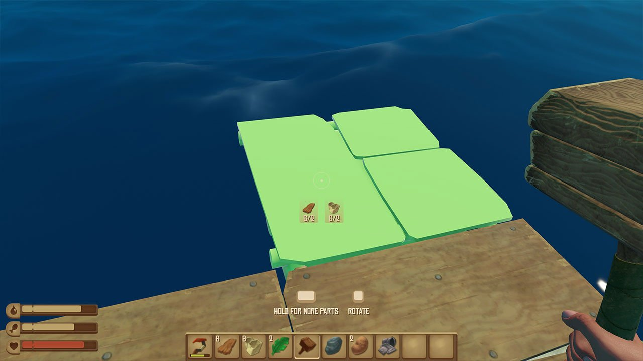 Raft: How to Make the Raft Bigger - PwrDown