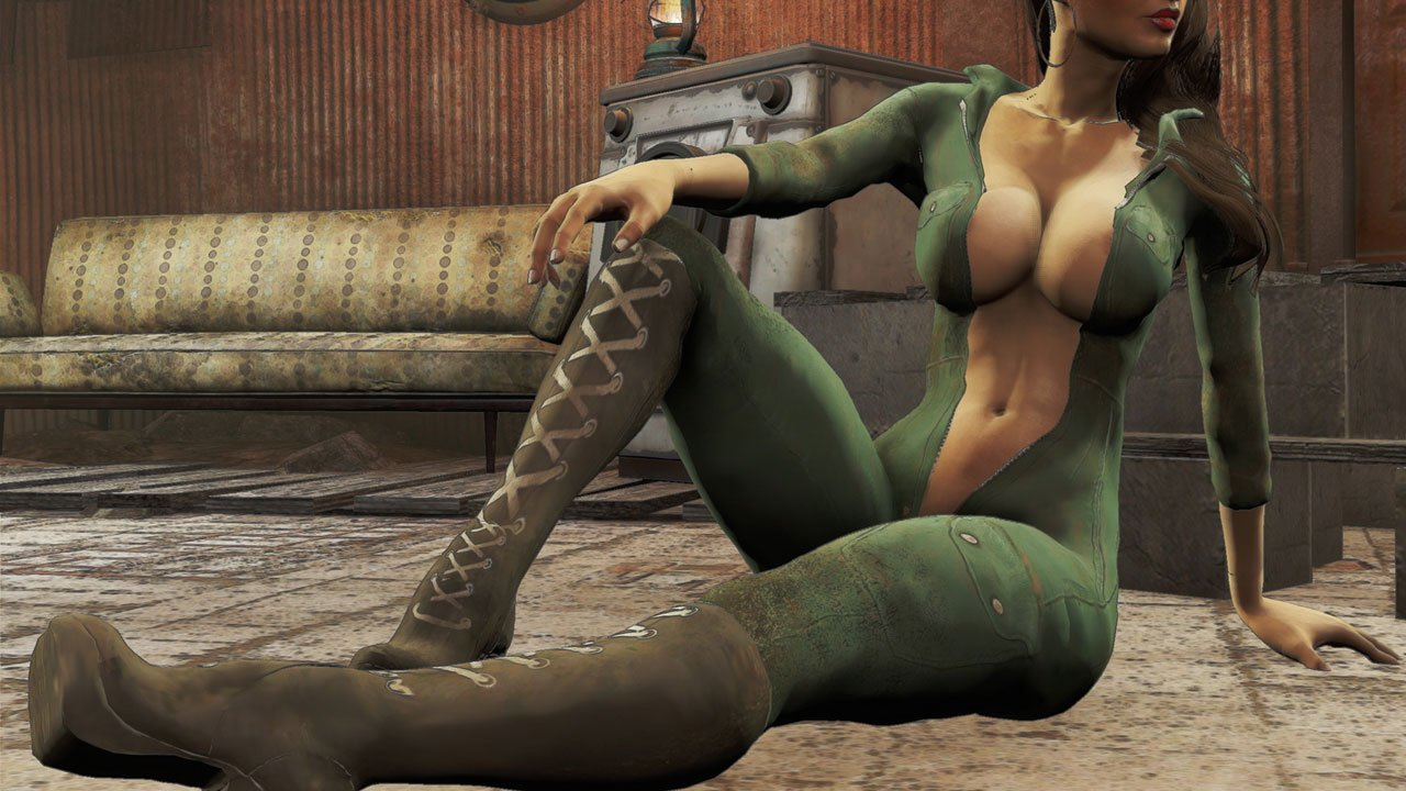 fallout nude adult mods working in pwrdown