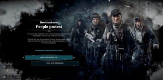 dealing with the engineer protest over new manchester frostpunk