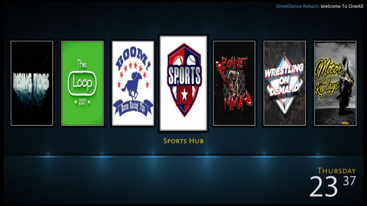 Kodi One Alliance Reborn Build: How to Download & Install