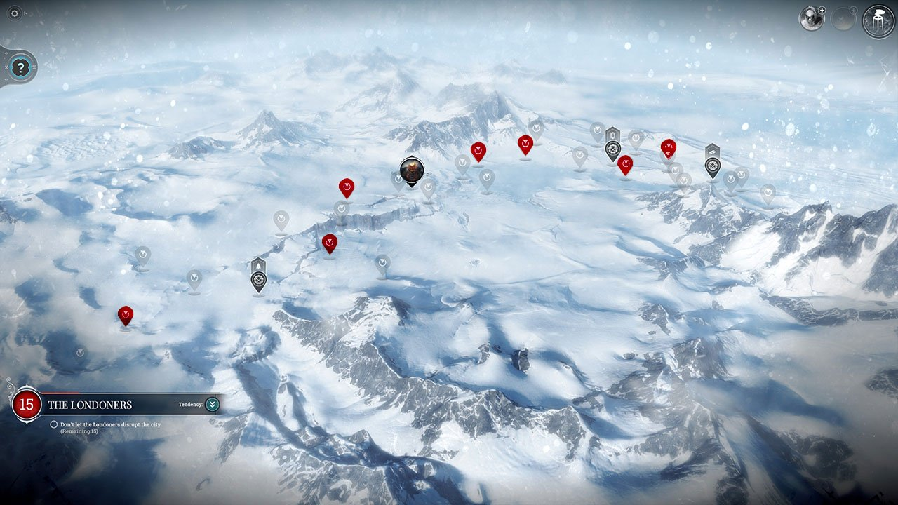 frostpunk steam cores how to get on expeditions