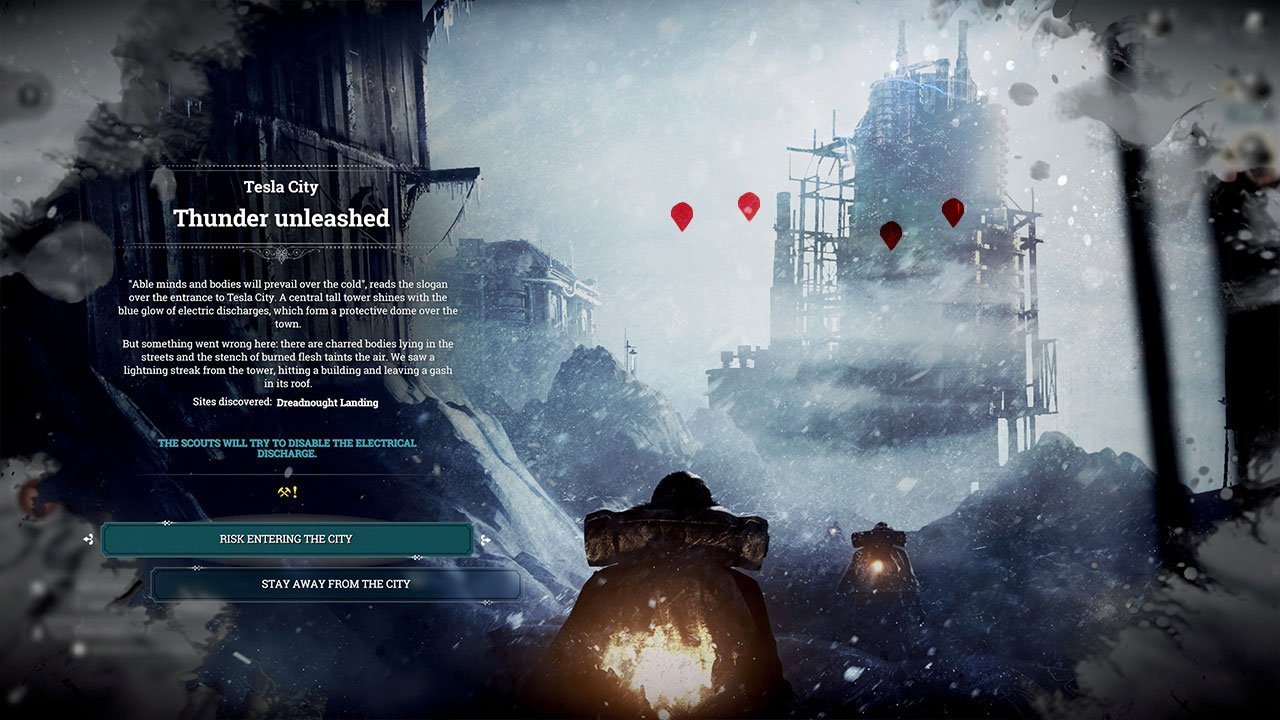 Frostpunk: How to get more Steam Cores - PwrDown