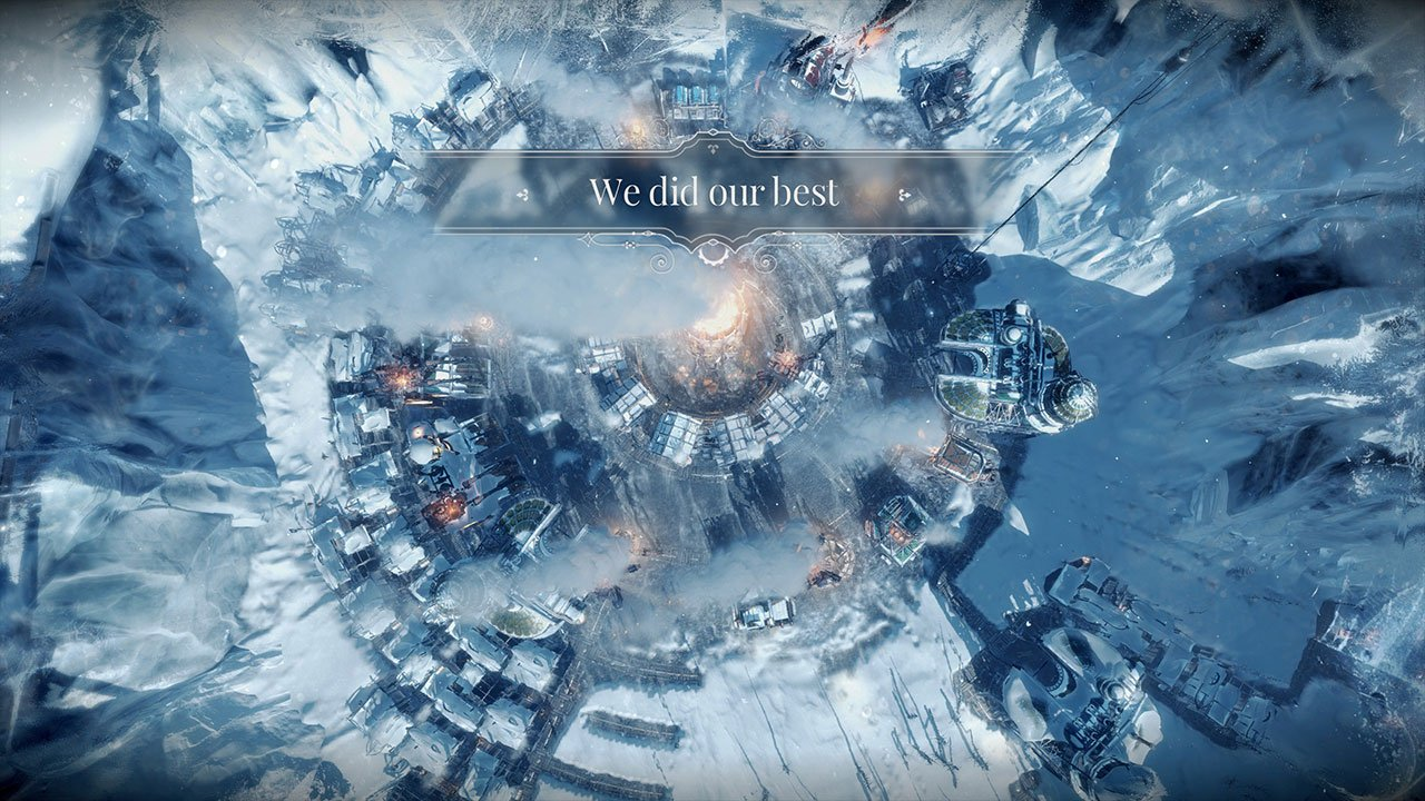 How to survive the final storm in frostpunk