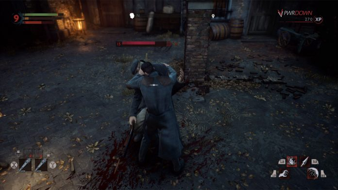 how to bite people vampyr