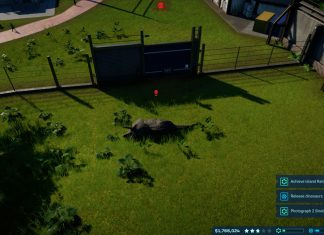 how to remove dead dinosaurs Jurassic world evolution