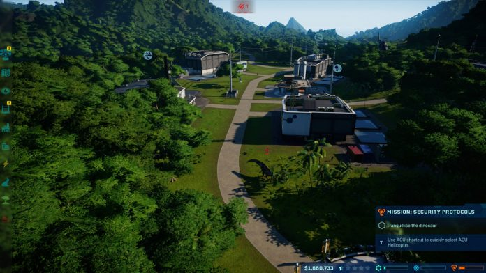 how to transport and move dinosaurs in jurassic world evolution
