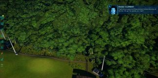 how to remove shrubs and trees in jurassic world evolution