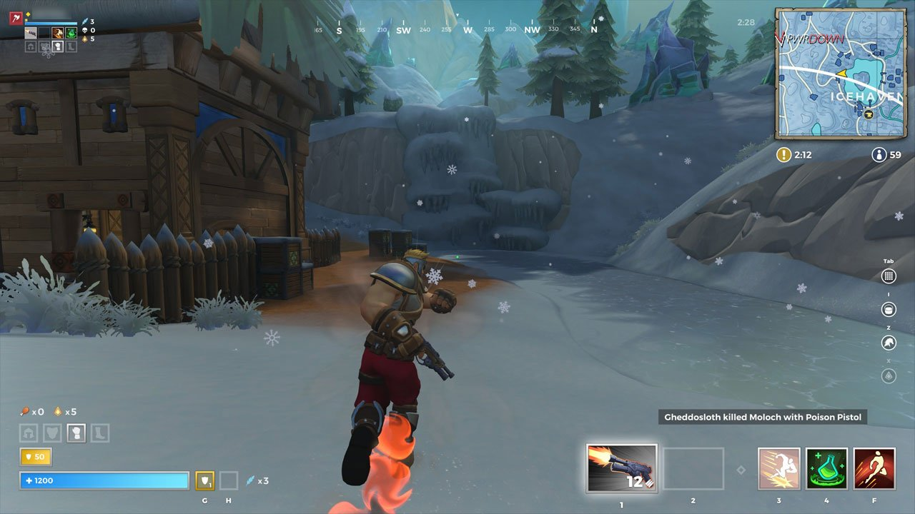 Realm Royale: How to Change Your Crosshair - PwrDown