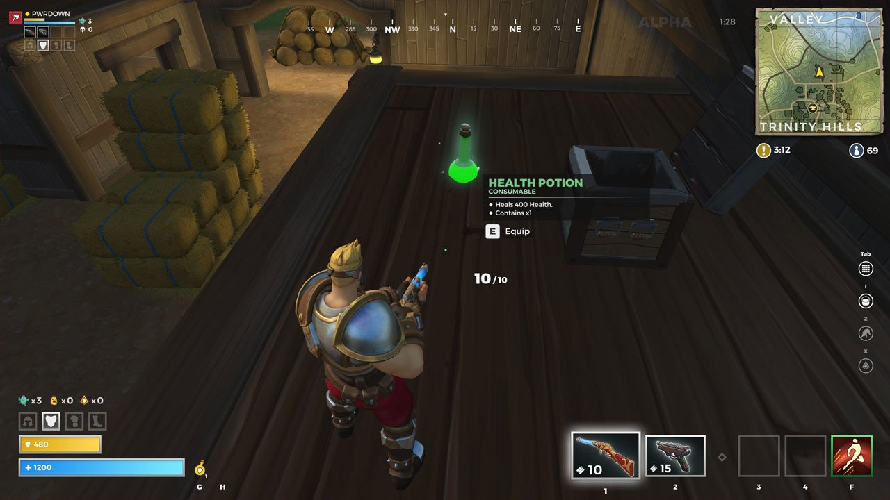 health potions in chests realm royale