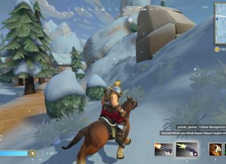 how to use mounts in realm royale