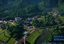 monorail crafting Jurassic world evolution