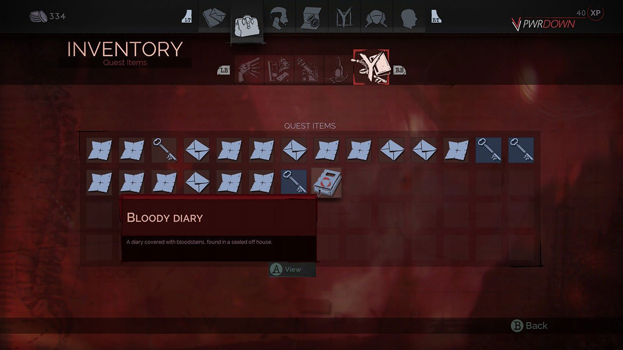 quest items vampyr