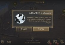 attacked caravan event guide grim soul