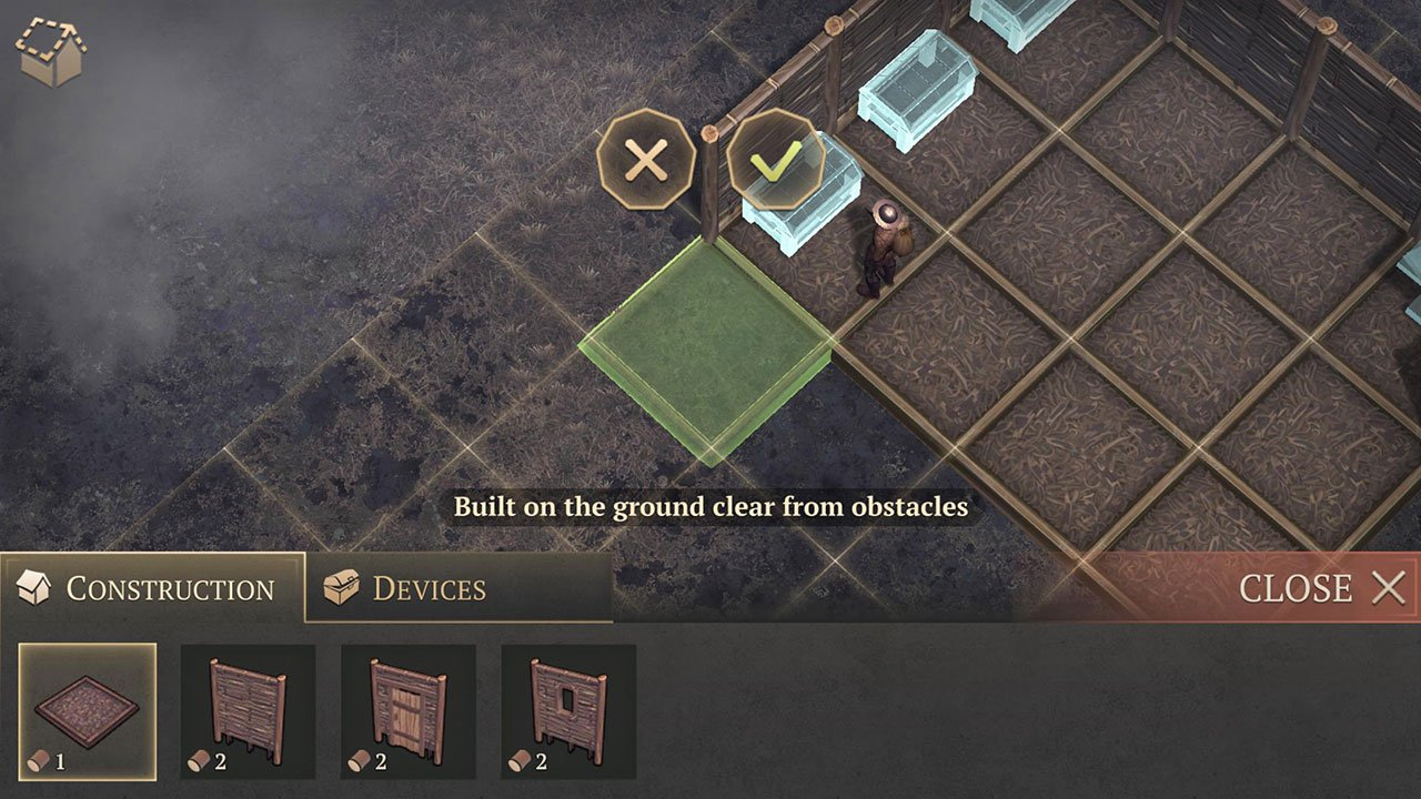building floors in grim soul