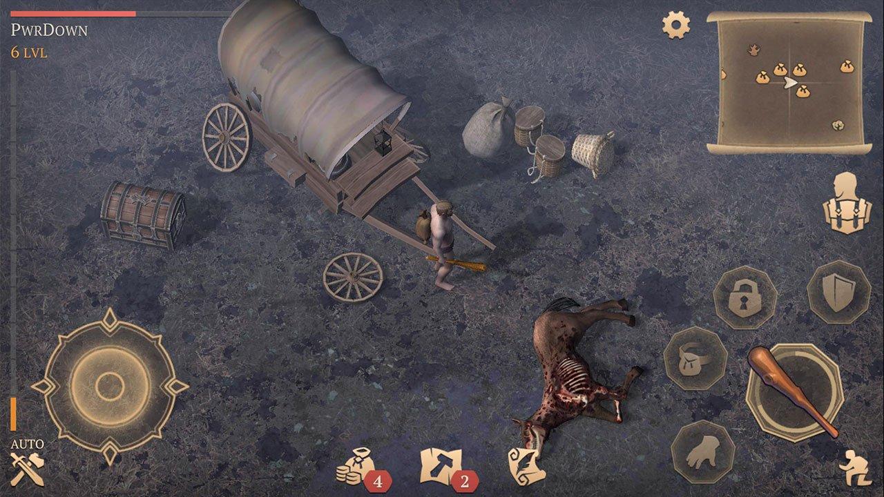 caravan loot grim soul