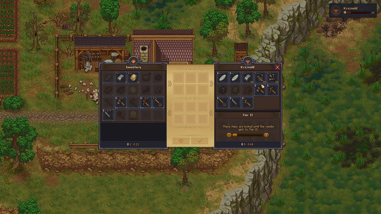 graveyard keeper purchase simple iron parts