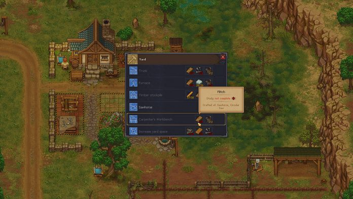 how to make flitch in graveyard keeper