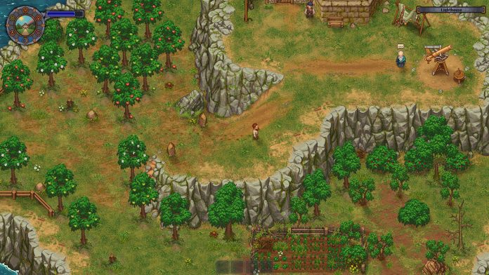 how to find the lighthouse graveyard keeper
