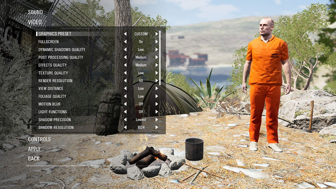 SCUM: Best Settings to Fix Lag & Low FPS - PwrDown
