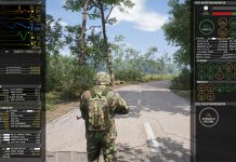 controls and key bindings for SCUM