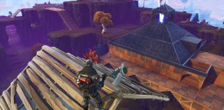 how to rotate stairs in fortnite