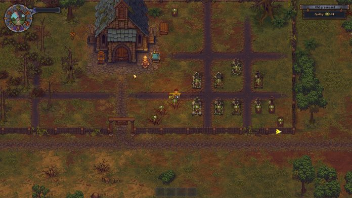 how to equip items in graveyard keeper
