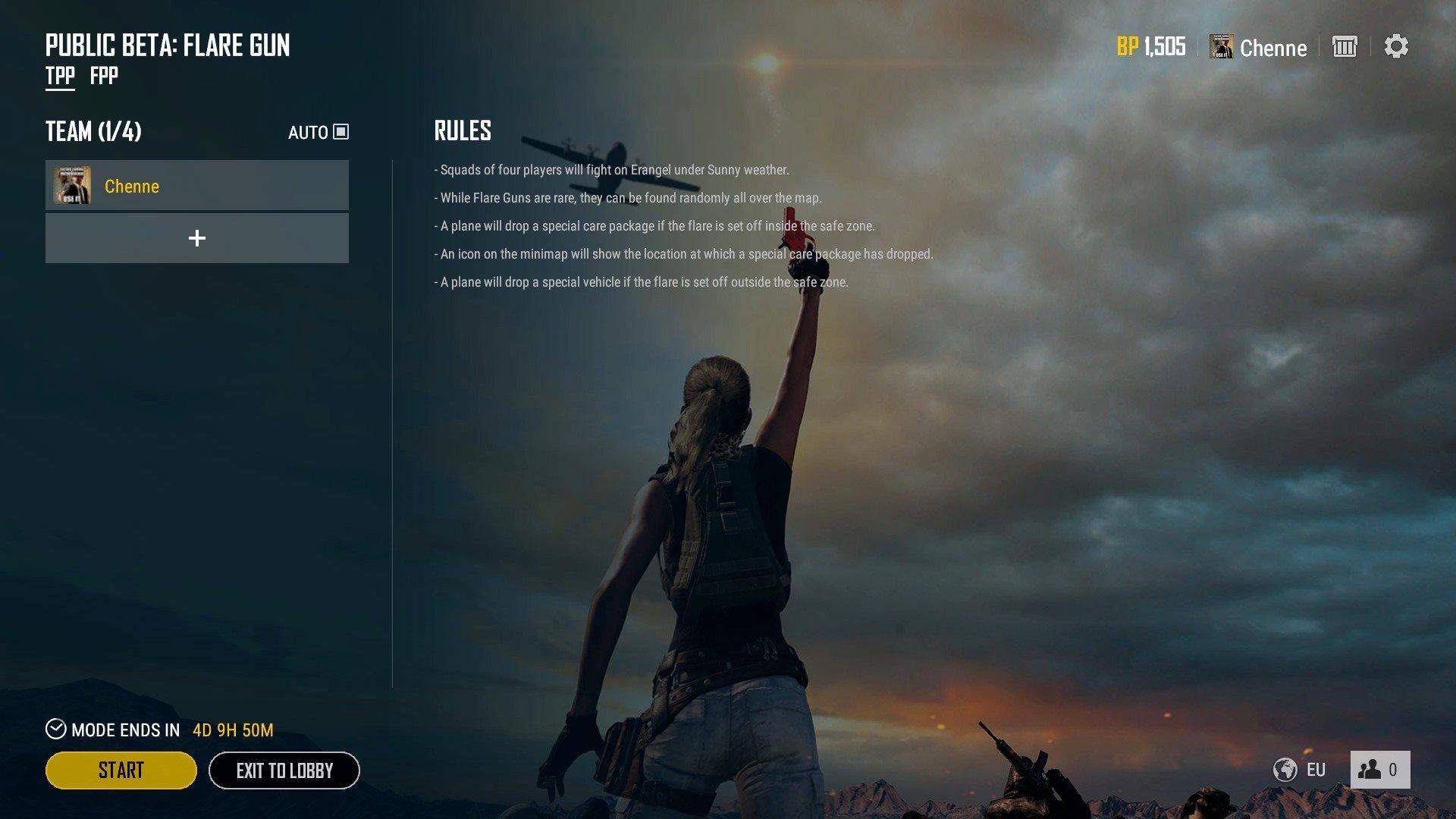 Playerunknownu0027s Battlegrounds: Introducing Flare Gun   PwrDown