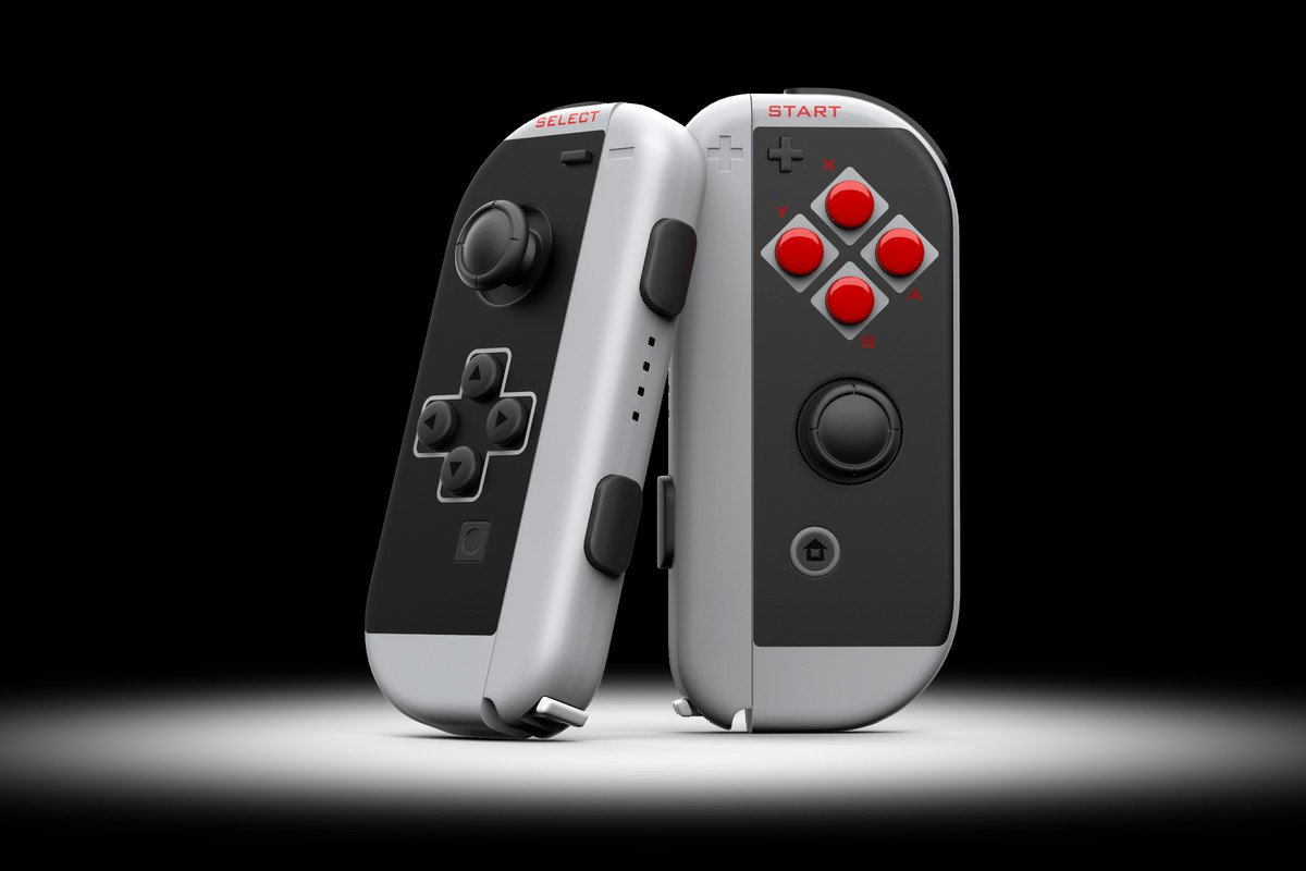 Nintendo Switch NES controller