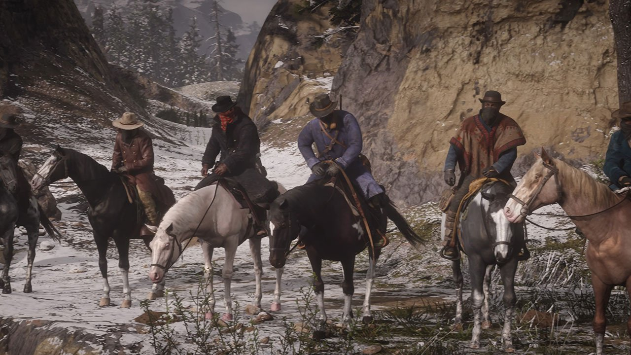 Red Dead Redemption 2 How To Feed Your Horse