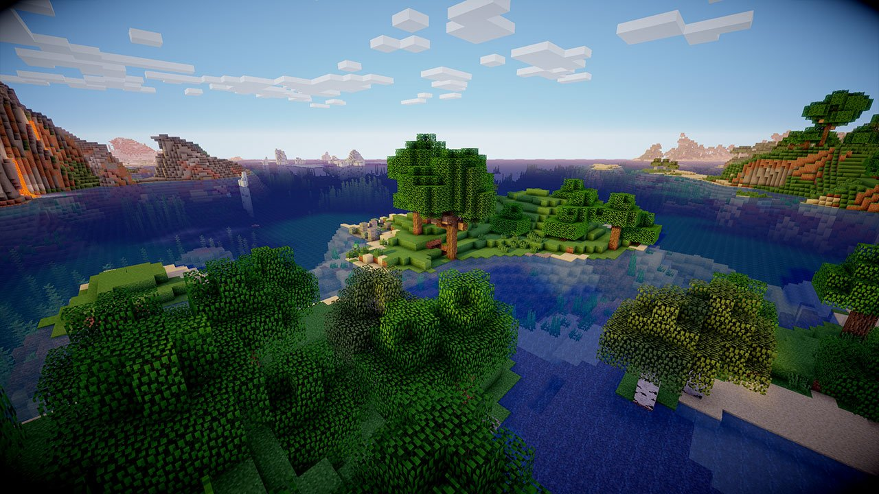 developed survival island seed