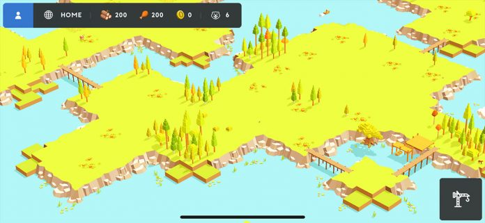 how to create a new world in pocket builder