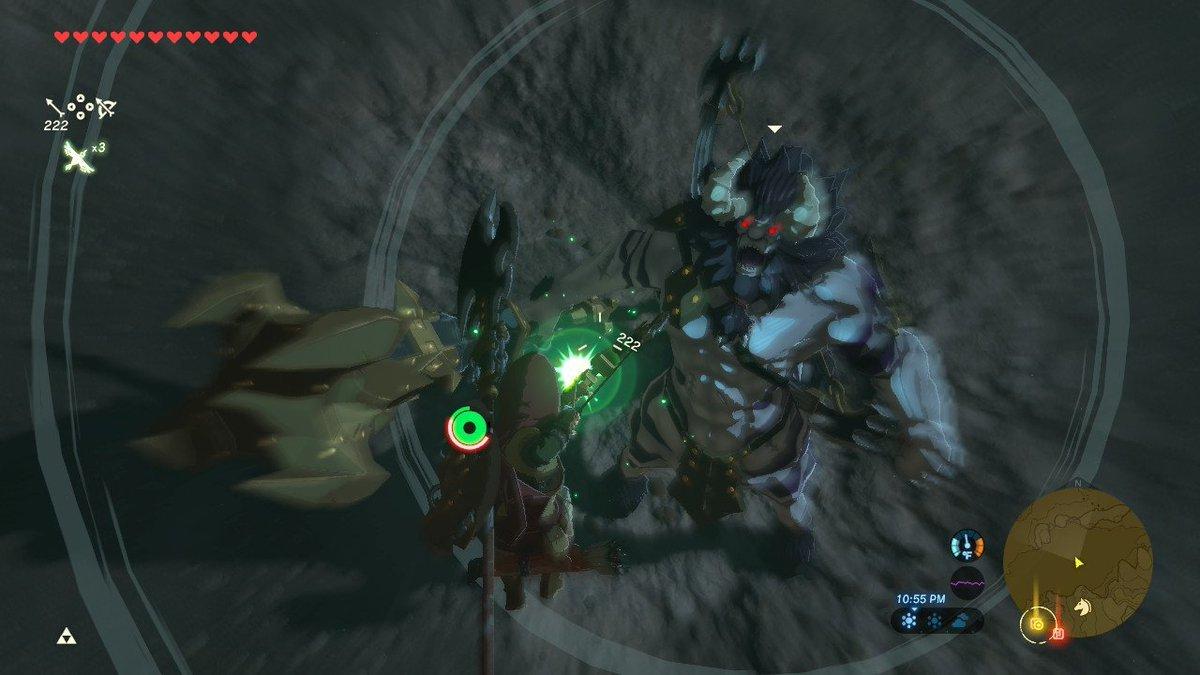 The Legend of Zelda: Breath of the Wild Best Method for Defeating