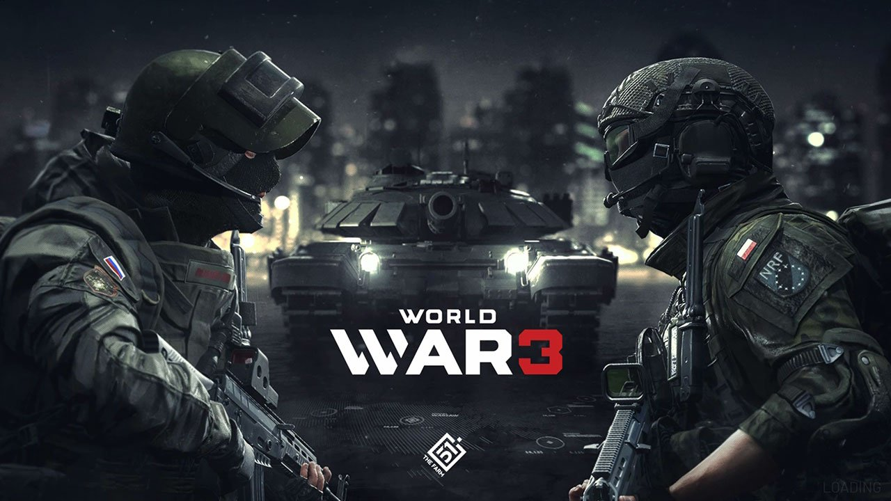 world war 3 loading screen