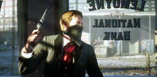Arthur robs a bank