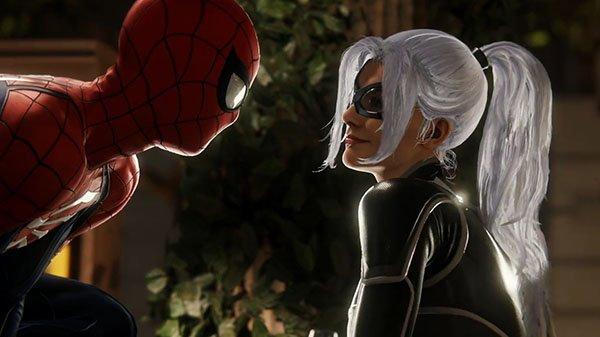 Spider-Man The Heist Black Cat