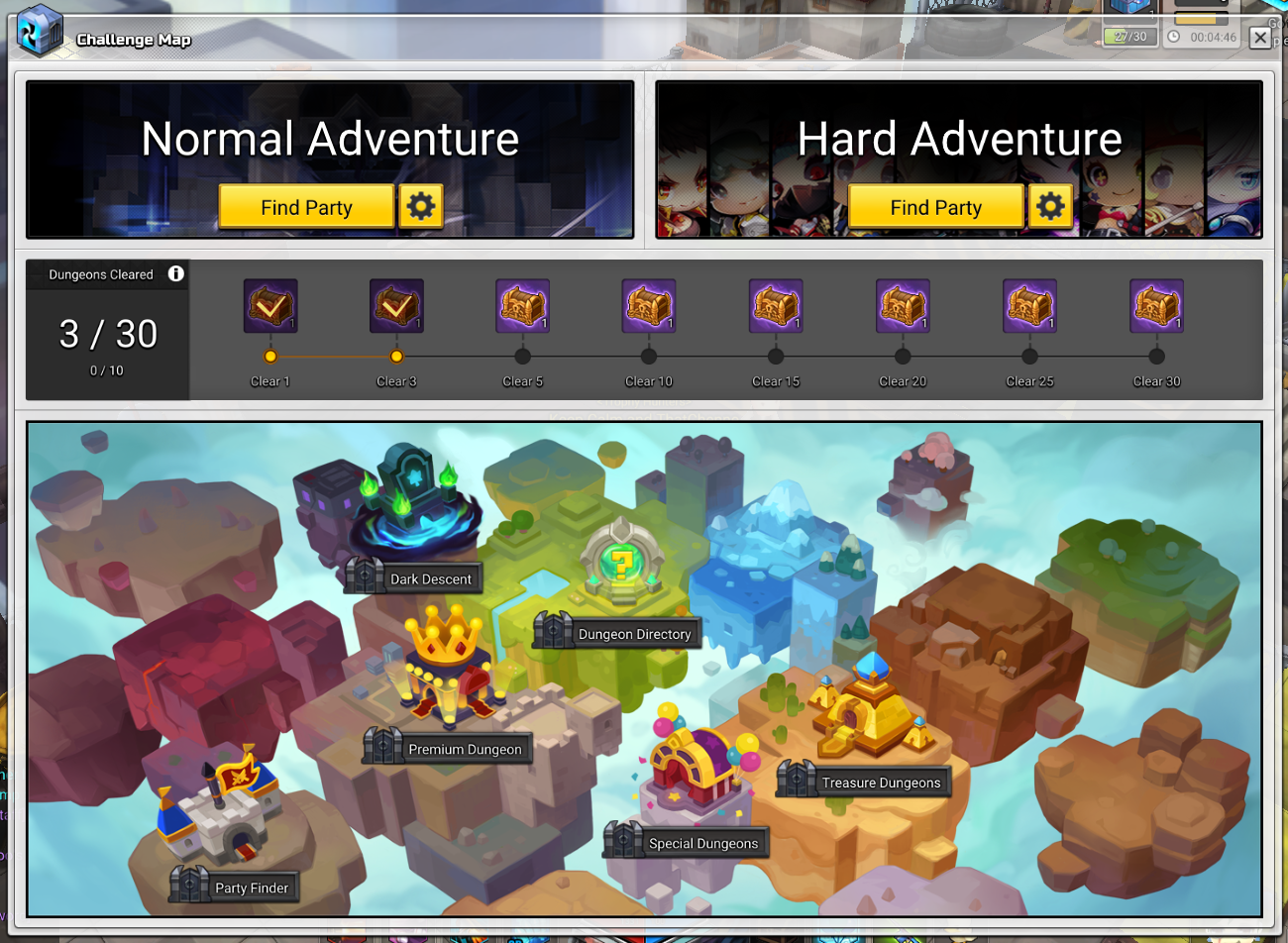 Maplestory 2: How to reset your dungeon cap - PwrDown