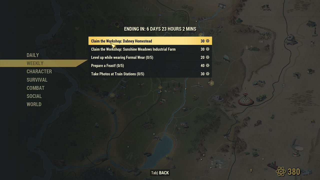 challenges with their rewards