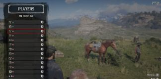 how to mute someone in red dead redemption 2