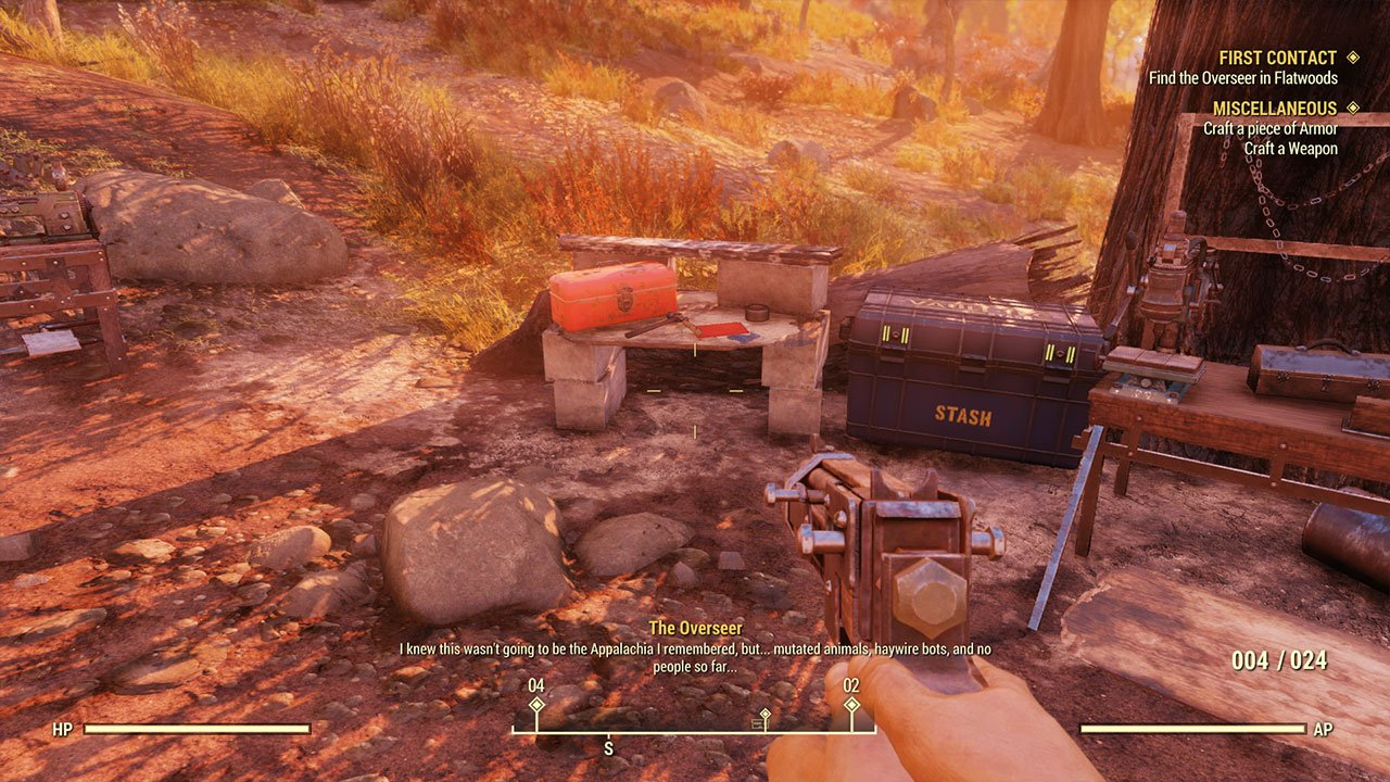 Fallout 76: How To Craft Armor - PwrDown