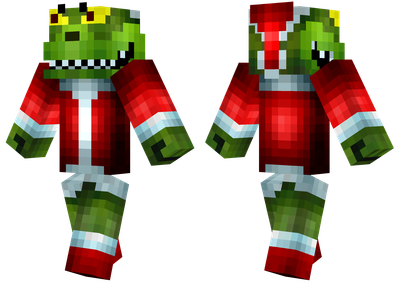 Minecraft Christmas Skins.Top 5 Minecraft Christmas Skins Pwrdown