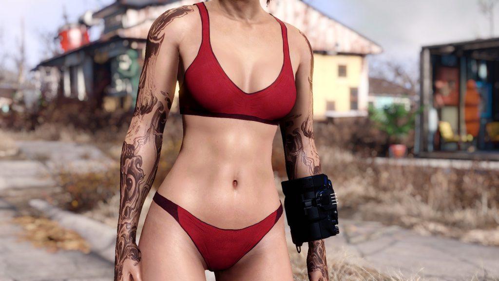 sporty underwear