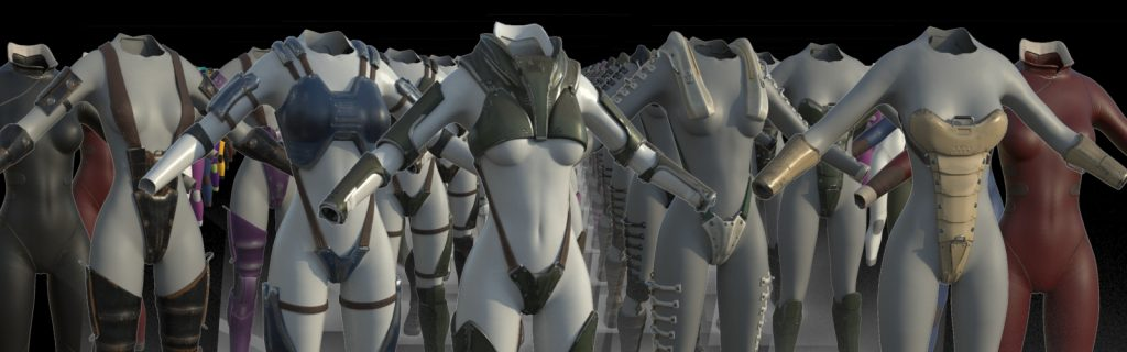 Fortaleza armor