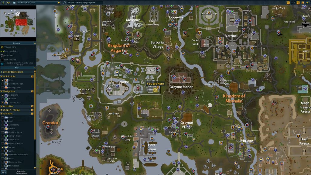 Runescape: Where to Find a Burial Anvil & Locations - PwrDown