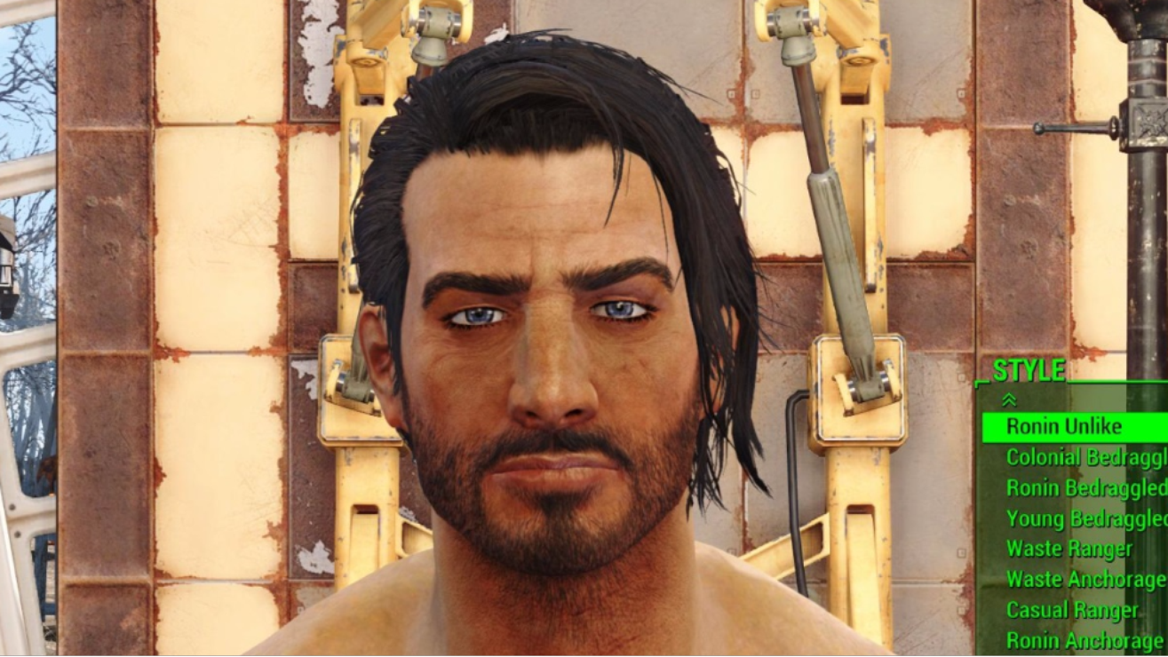 Best Fallout 4 Mods For Characters Beauty For Xbox One In 2019